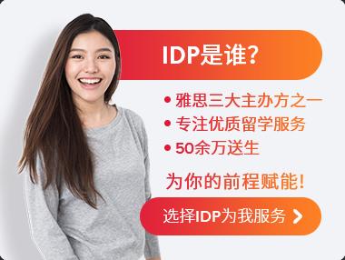 IDP是谁