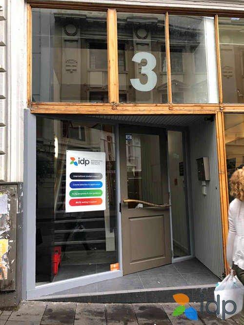 IDP新西兰办公室搬新家啦 解决学习生活难题就来这里